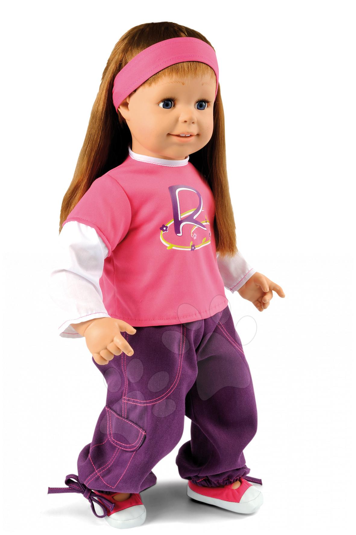 Smoby 200028 R bábika Roxanne 63 cm