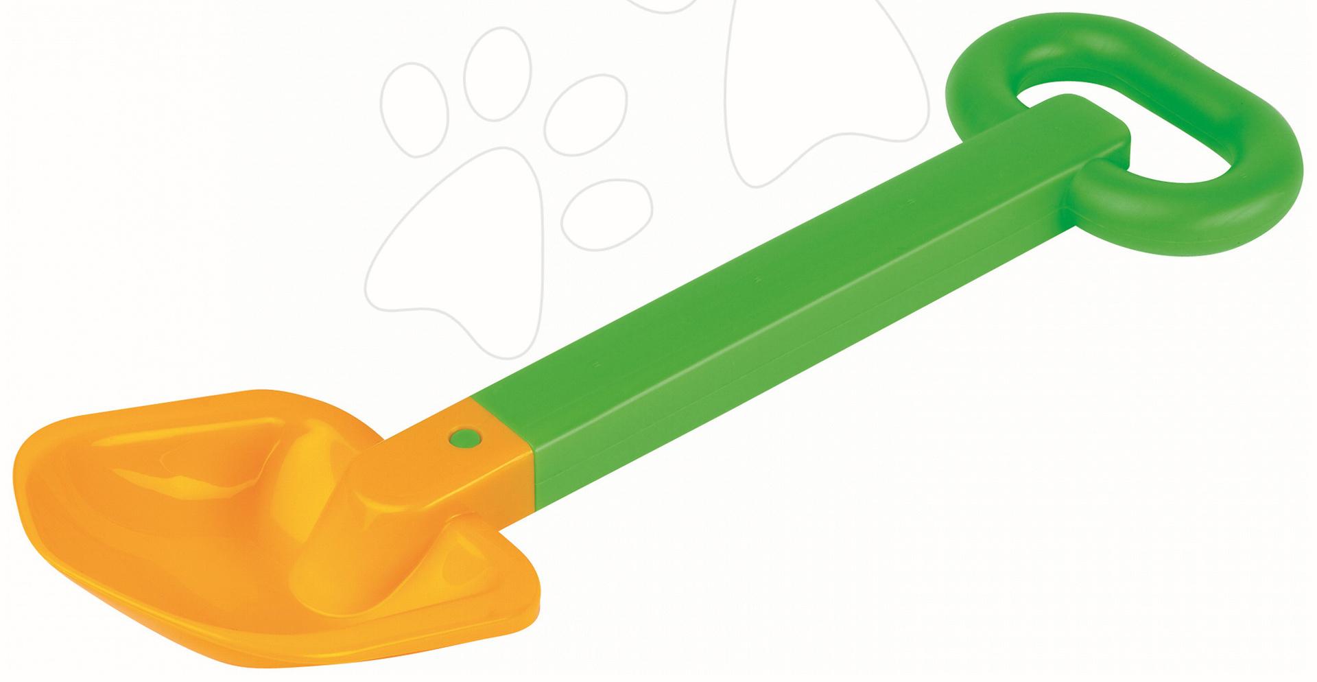 Lopatka Maxi Écoiffier (dĺžka 51 cm) zeleno-žltá od 18 mes