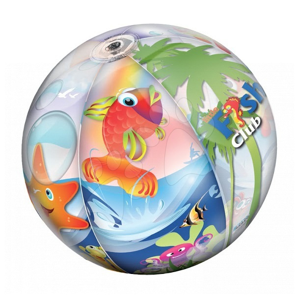 Staré položky - Nafukovacia lopta Fish Club Mondo