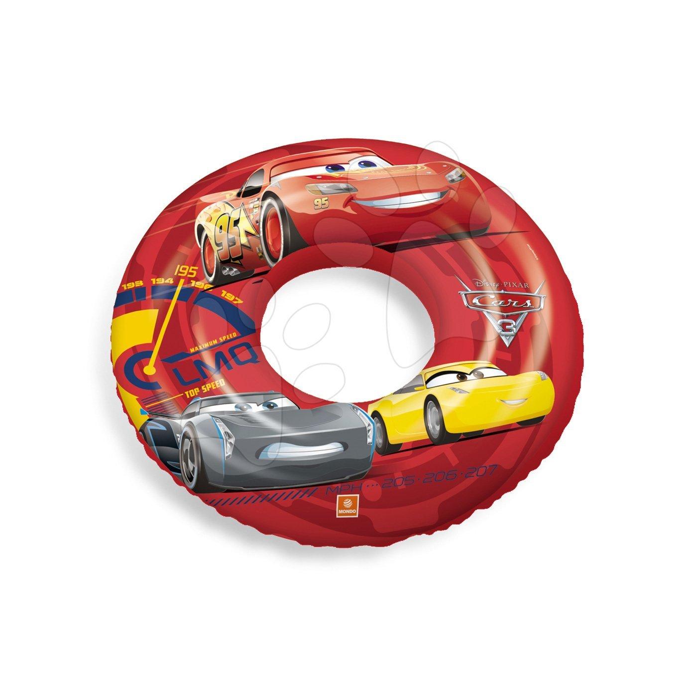 Mondo nafukovacie plávacie koleso Autá 16242 červené
