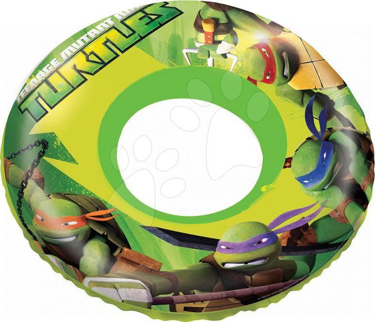 Nafukovacie kolesá - Nafukovacie koleso na plávanie Teenage Mutant Ninja Korytnačky Mondo 50 cm od 10 mes