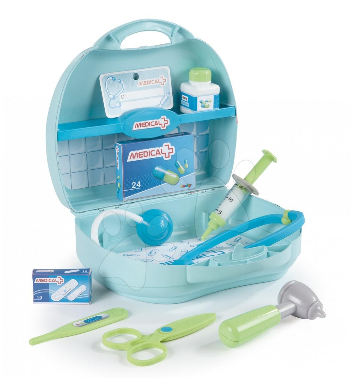 Orvosi táska Smoby kék