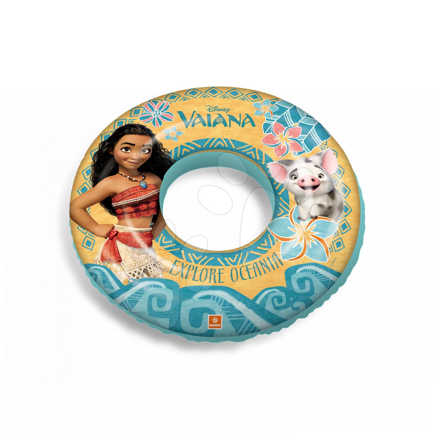 Plávacie koleso Vaiana Mondo 50 cm od 10 mes
