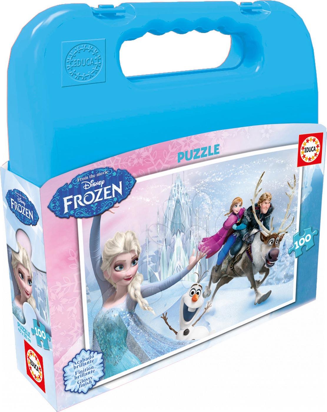 Puzzle Frozen Educa 100 dílů od 5 let
