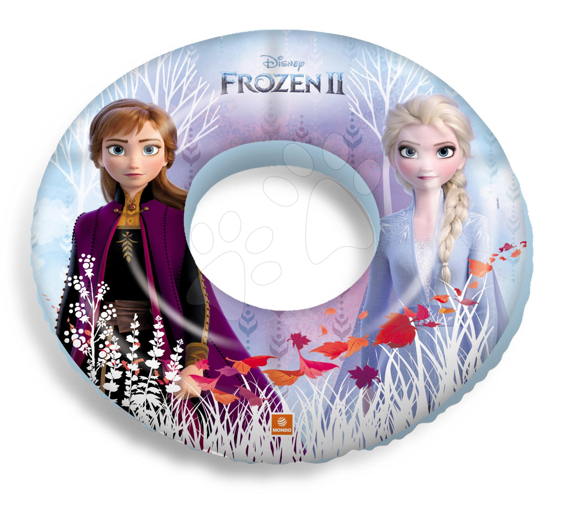 Nafukovací kolo na plavání Frozen Mondo 50 cm od 10 měsíců