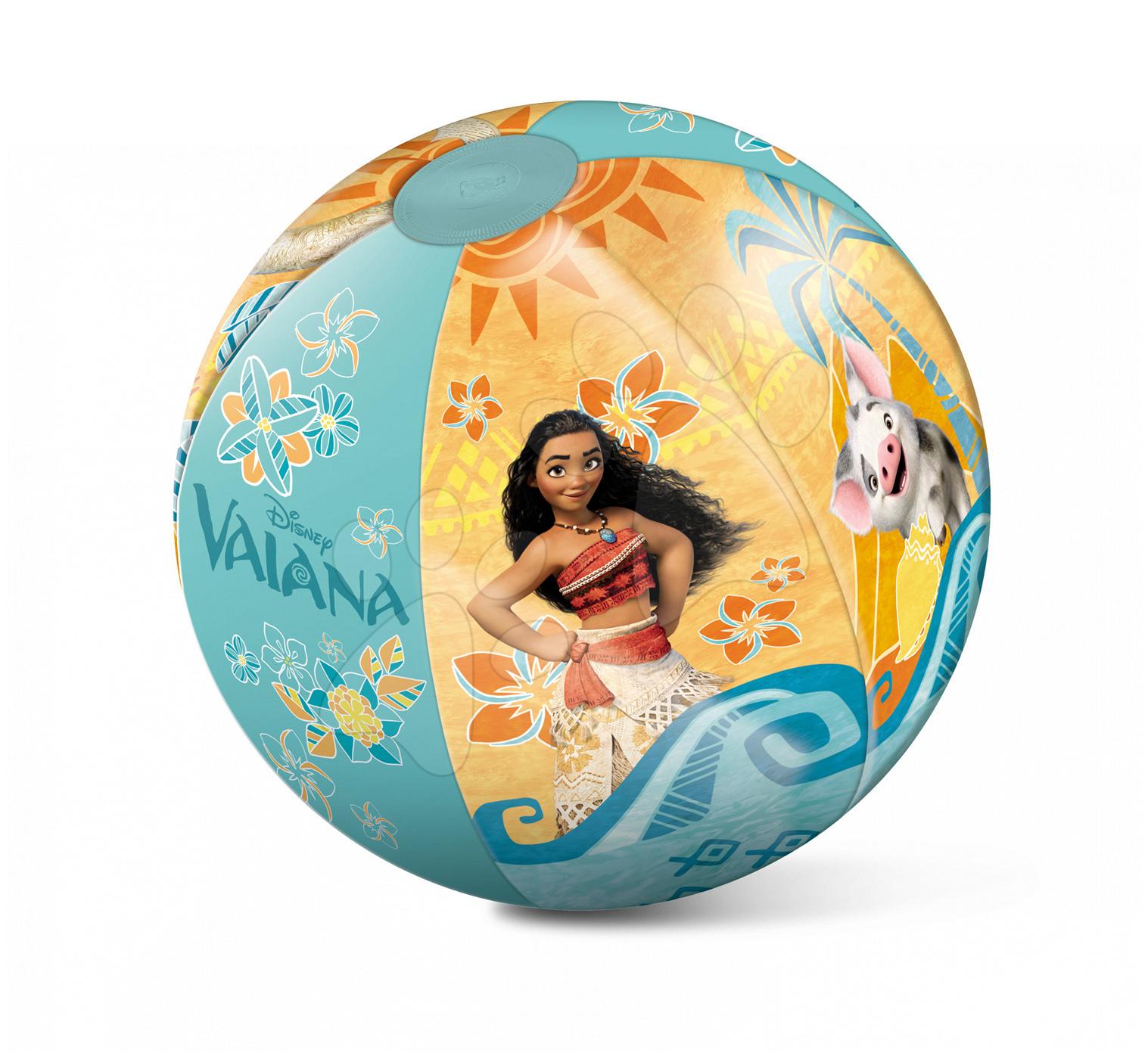 Nafukovací plážový míč Vaiana Mondo 50 cm