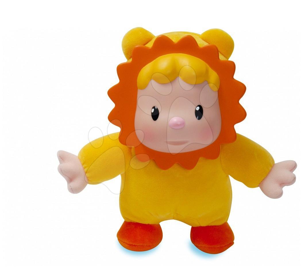 Hračky nad postieľku - Bábika Tulip Kvetinka Cotoons Smoby pre kojencov Smoby pre kojencov žltá