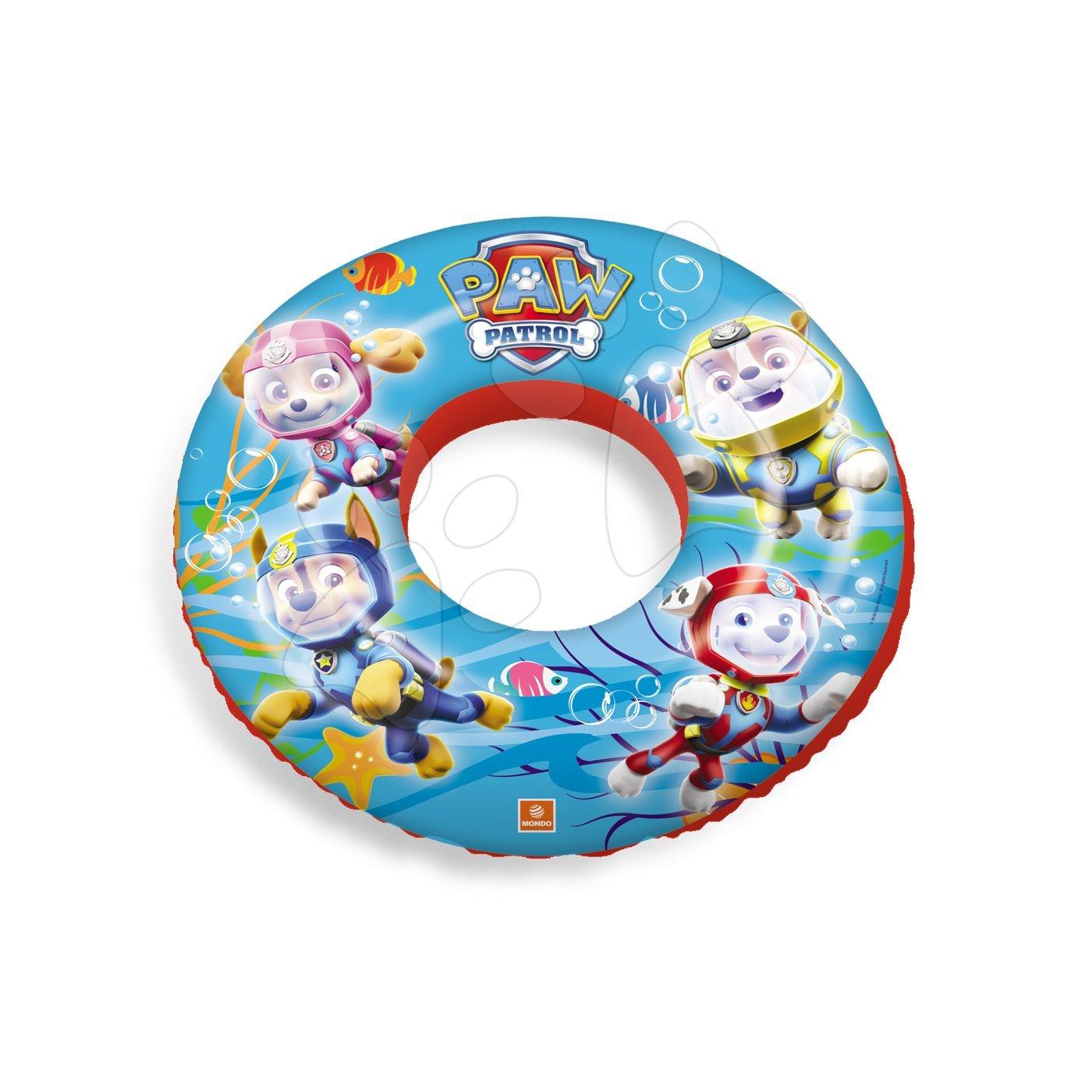 Nafukovacie plávacie koleso Paw Patrol Mondo 50 cm od 10 mes