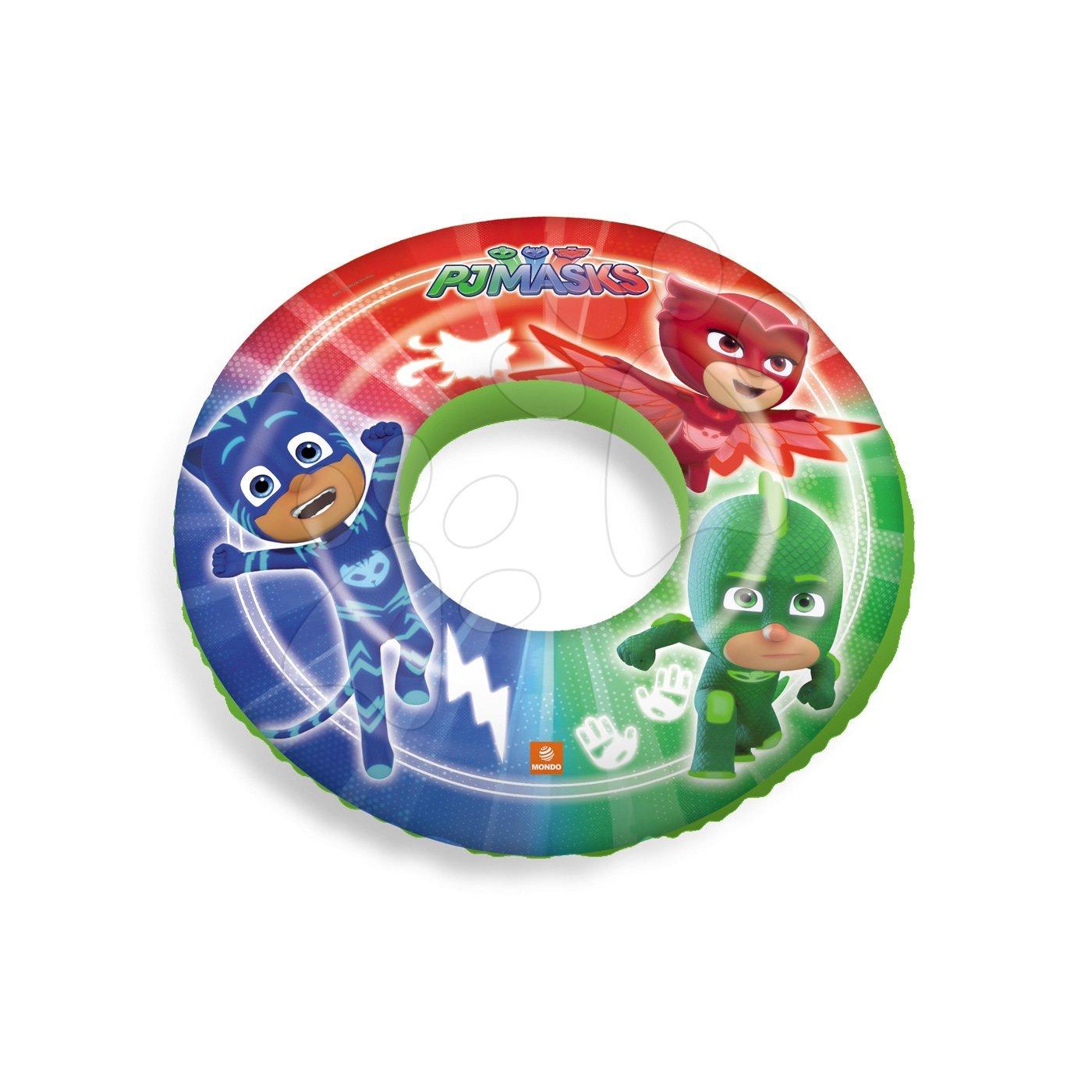 Obruč za plivanje na napuhavanje PJ Masks Mondo 50 cm, od 12 mjeseci