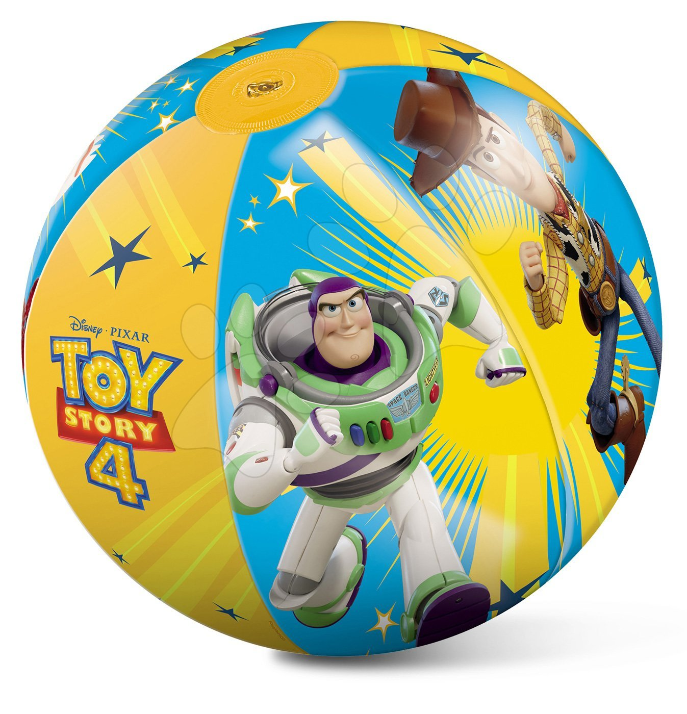 Nafukovacie lopty - Nafukovacia plážová lopta Toy Story Mondo 50 cm od 10 mes