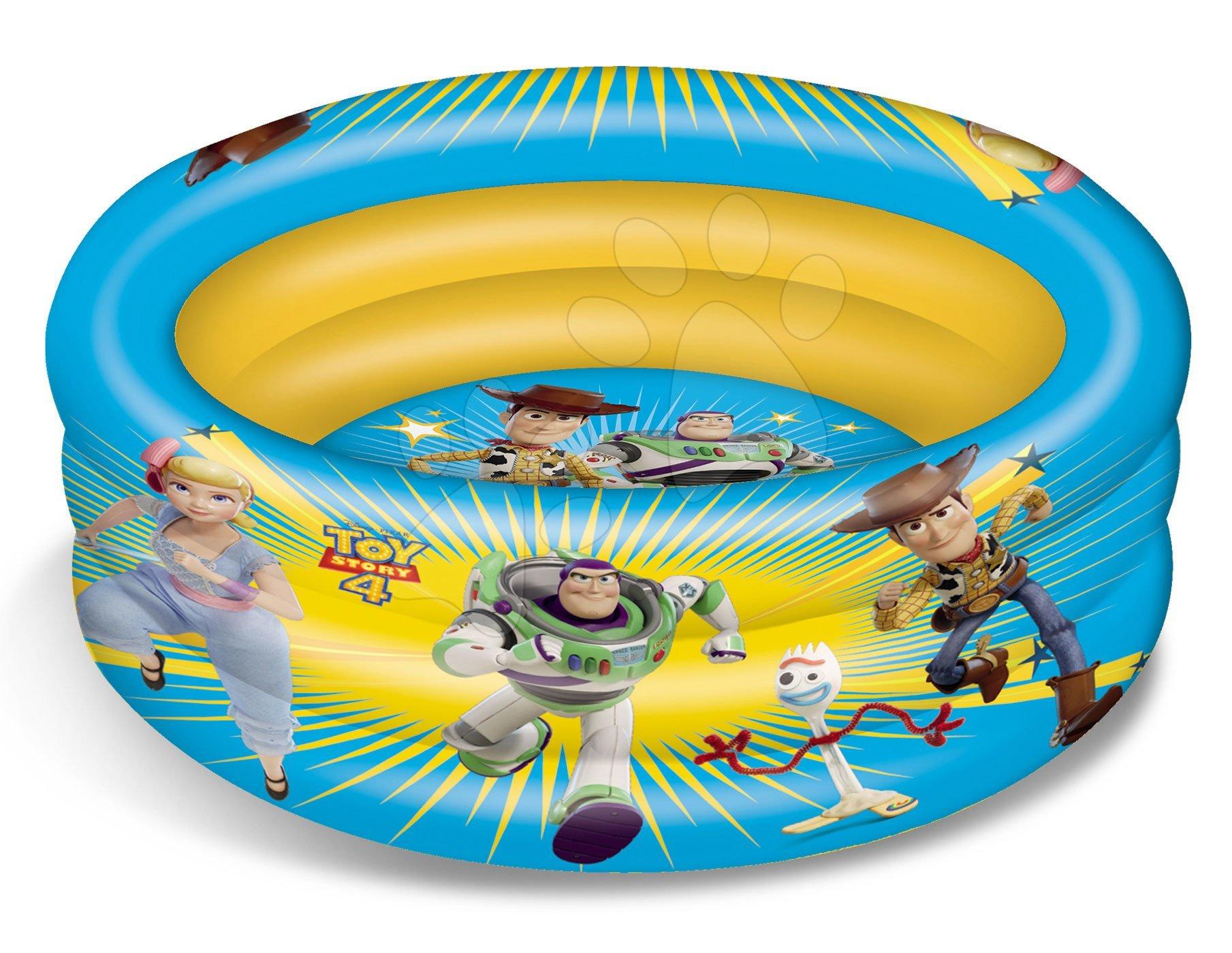 Nafukovací bazén Toy Story 4 Mondo trojkomorový 100 cm od 10 mes