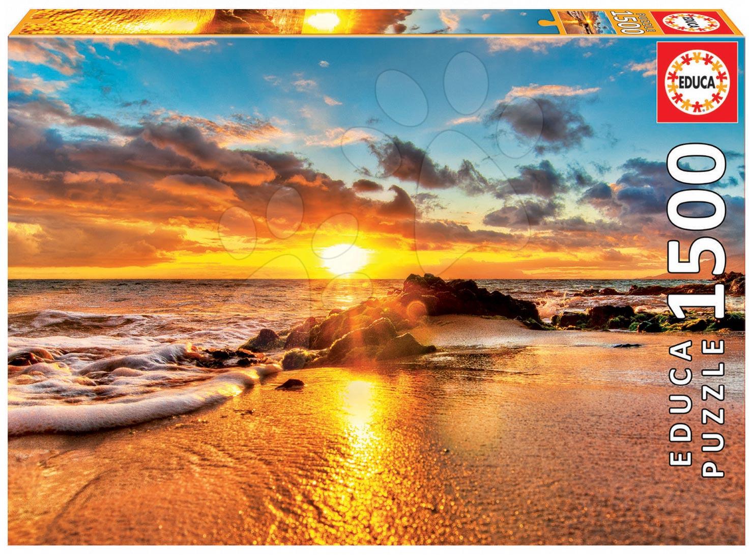 Puzzle 1500 dielne - Puzzle Genuine Maui, Desire Educa 1500 dielov