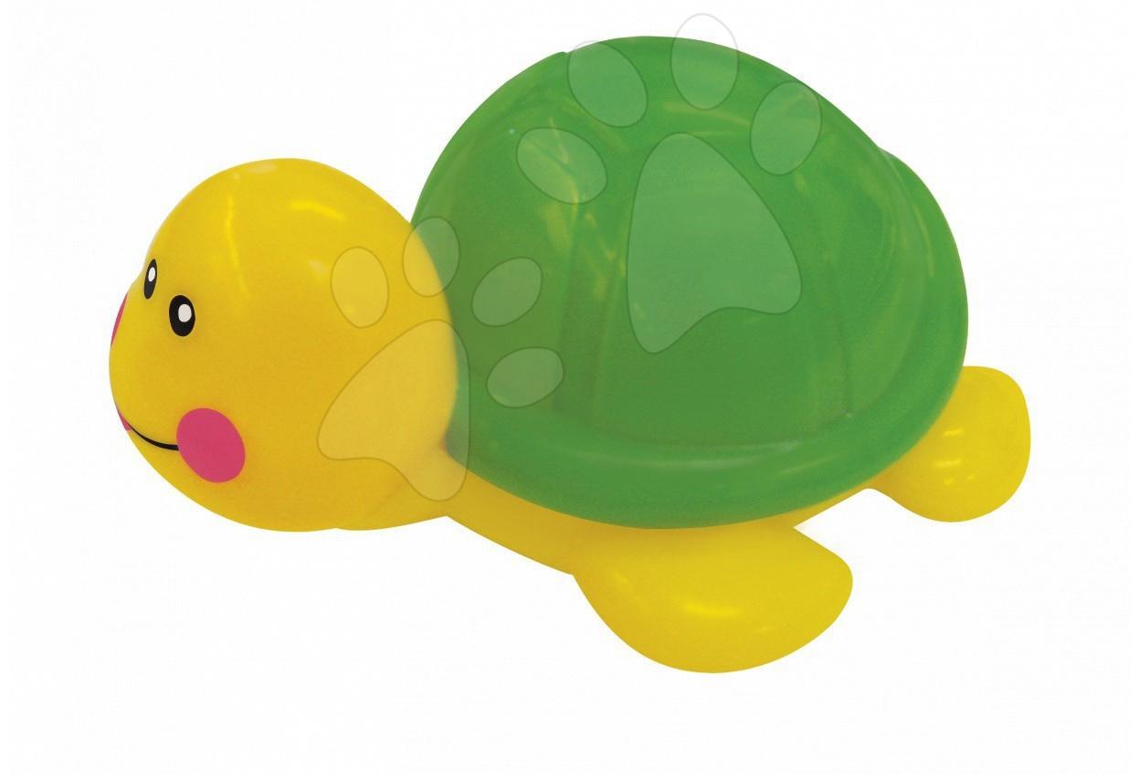 Staré položky - Korytnačka Activity Kiddieland žlto-zelená od 6 mes