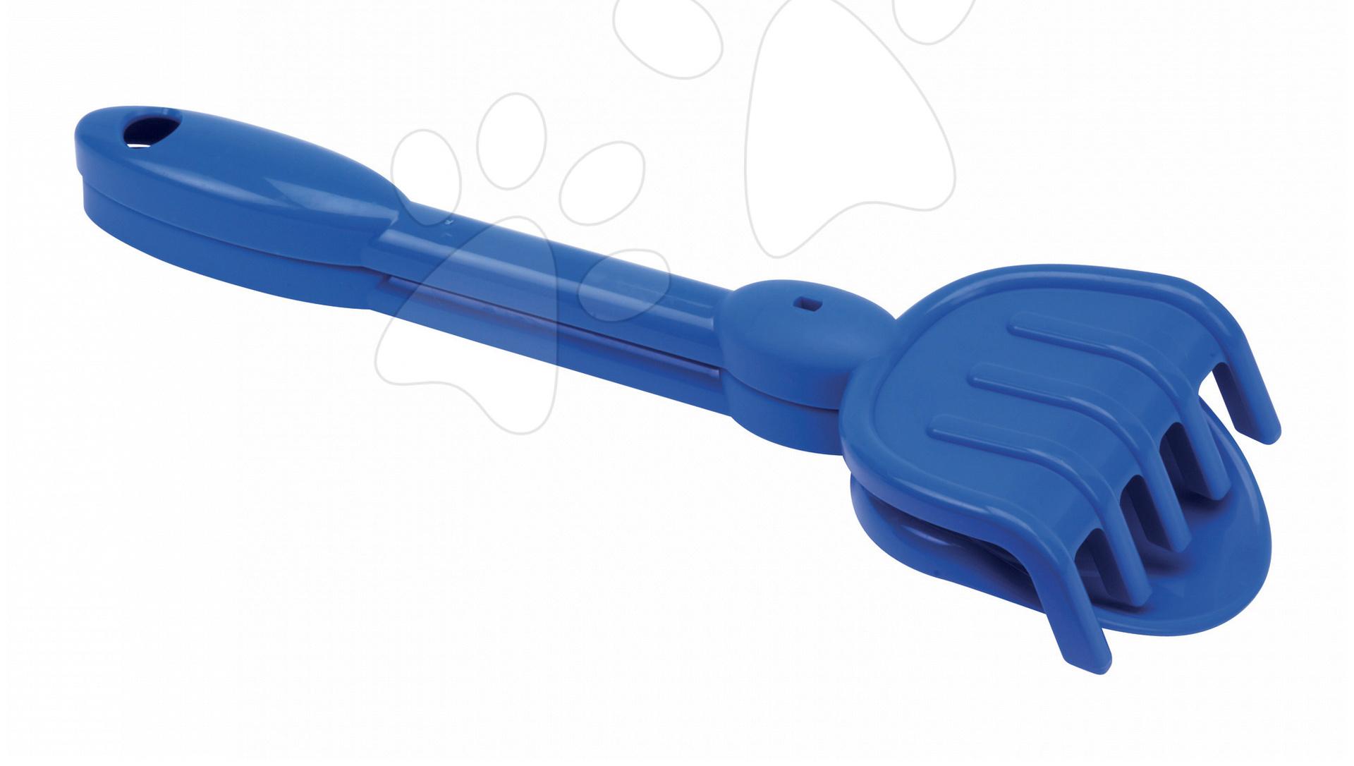 Souprava lopatka a hrábě Écoiffier (délka 30 cm) modrá od 18 měsíců