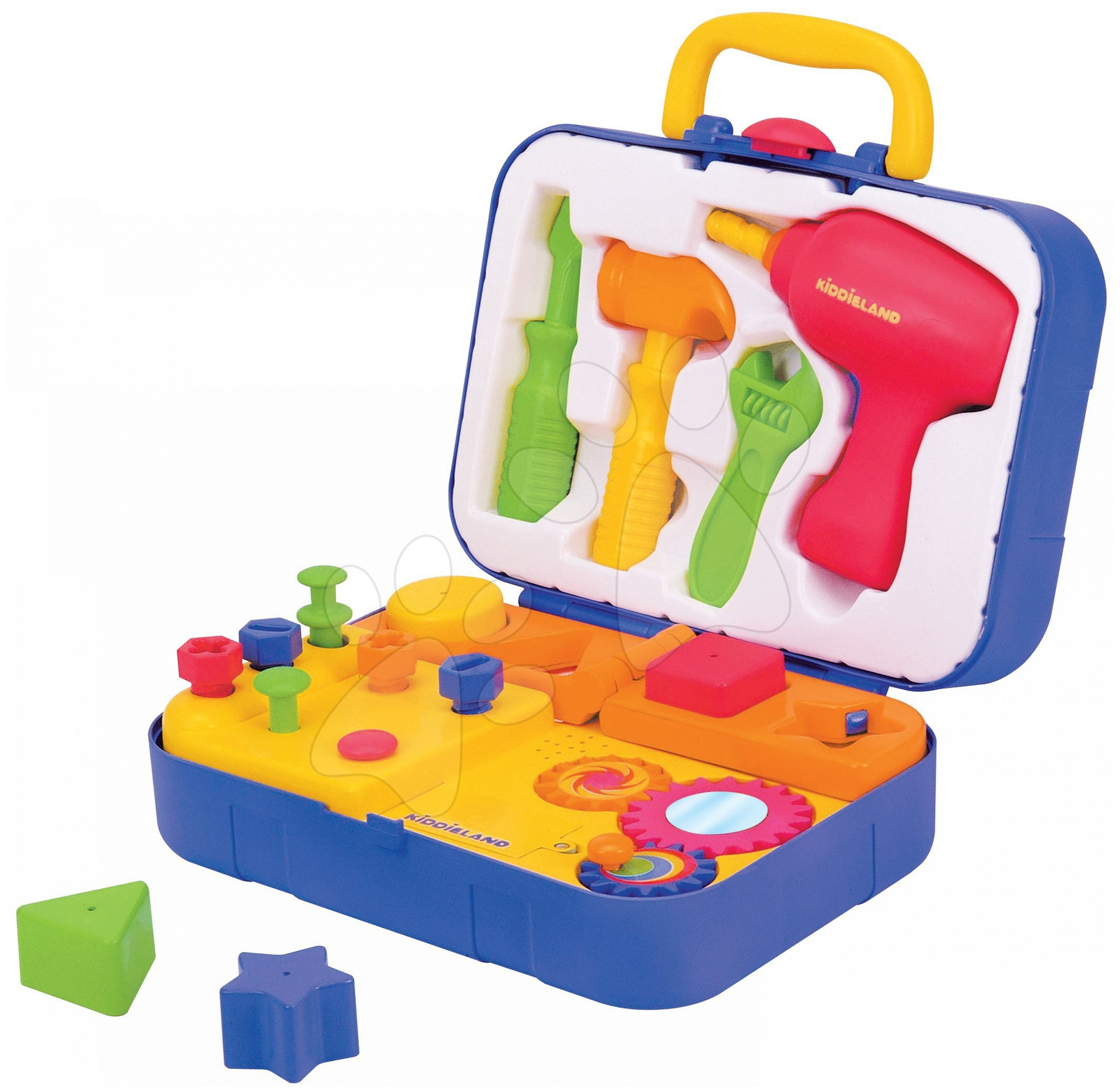 Kiddieland 27722 Activity tool box