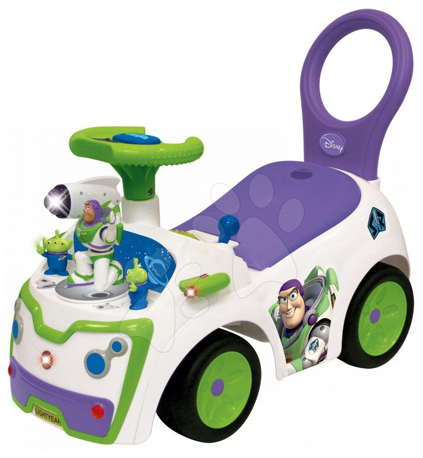 Kiddieland 44792 Toy story space car