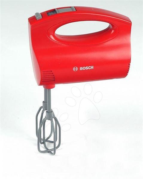 Spotrebiče do kuchynky - Ručný mixér Bosch Klein ručný červený