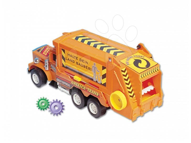 Mașină de gunoi Dohány cu lungime de 45 cm