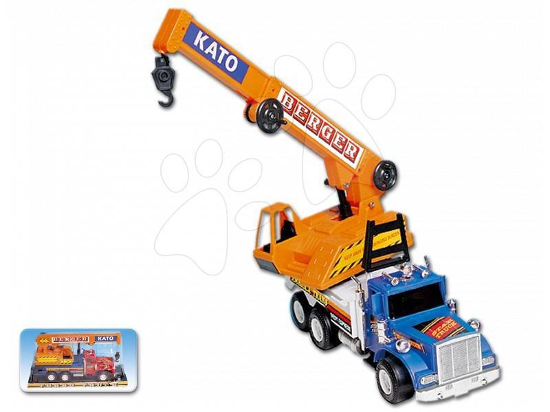Stavebné stroje - P TRUCK MIX - autožeriav