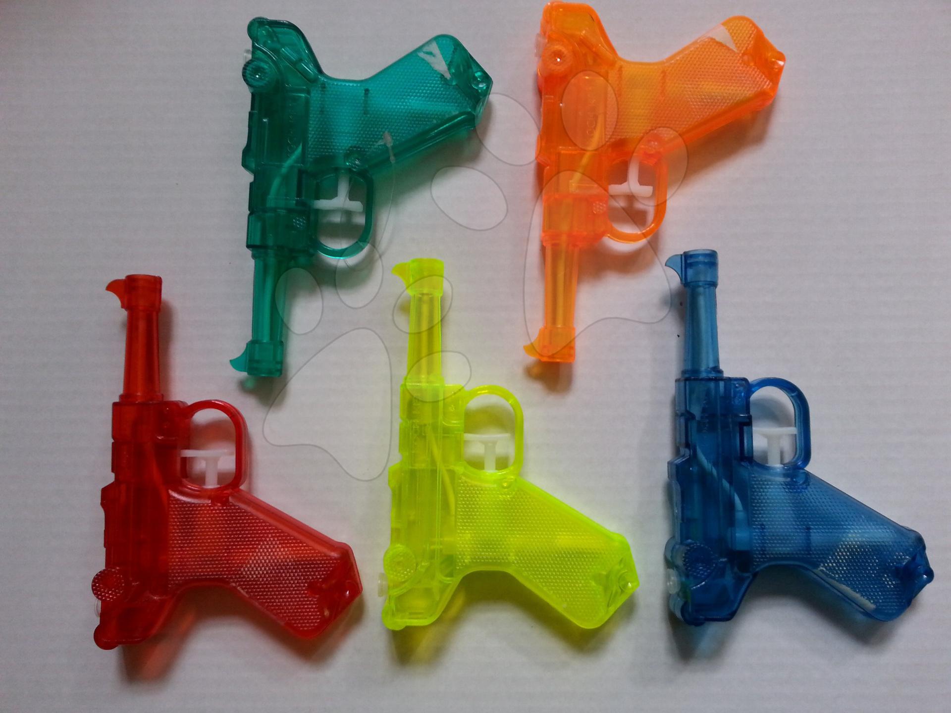 Vizipisztolyok - Maxi vízipuska Dohány 5 színben