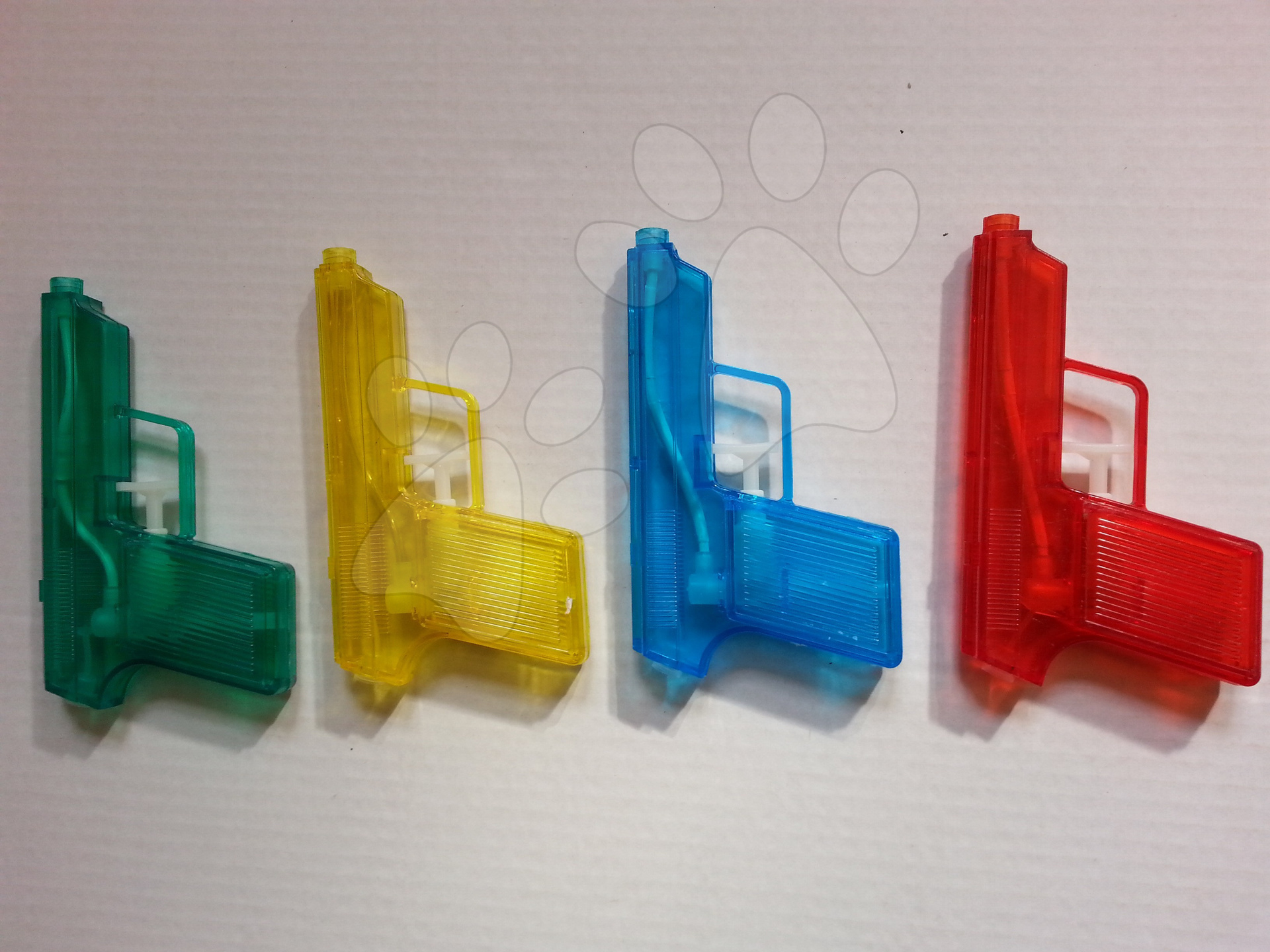 Vodne pištolice - Vodna pištola Dohány mini 4 barve
