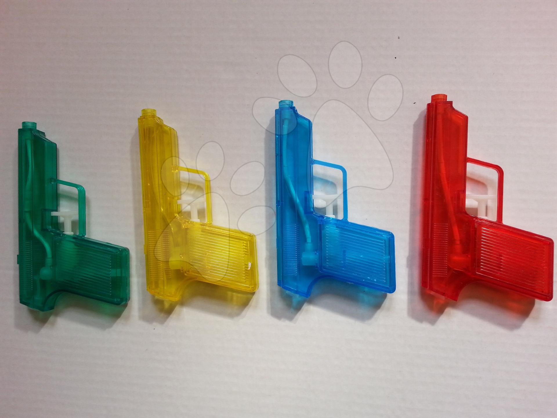 Vodná pištoľ Dohány mini 4 farby