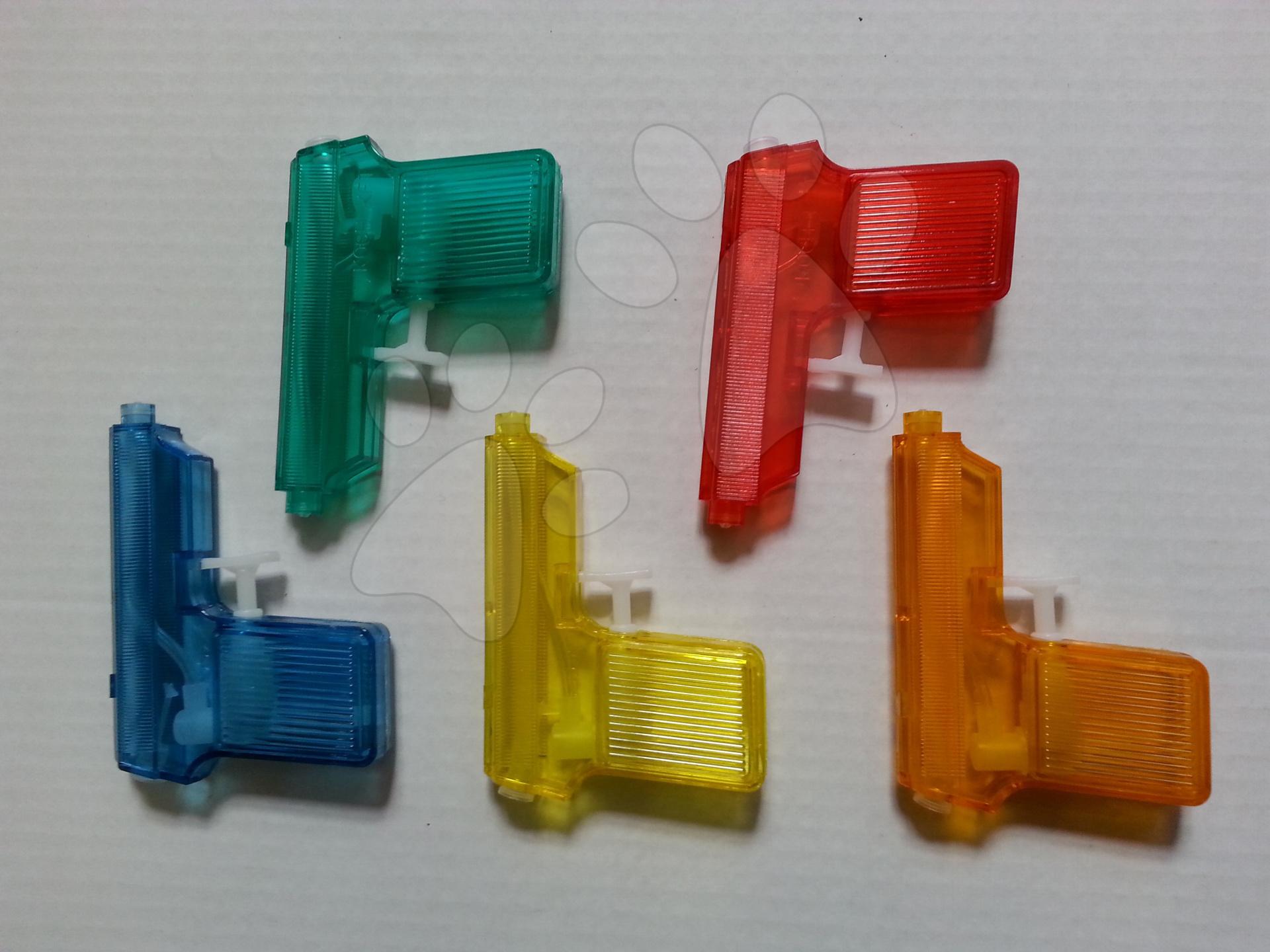 Vodne pištolice - Vodna pištola Dohány mini 5 barv