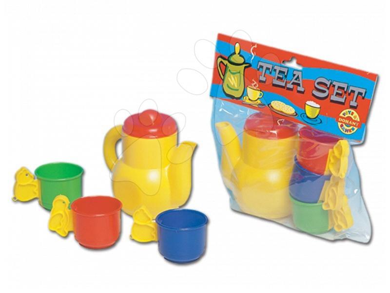Čajni servis Dohány s skodelicami in čajnikom