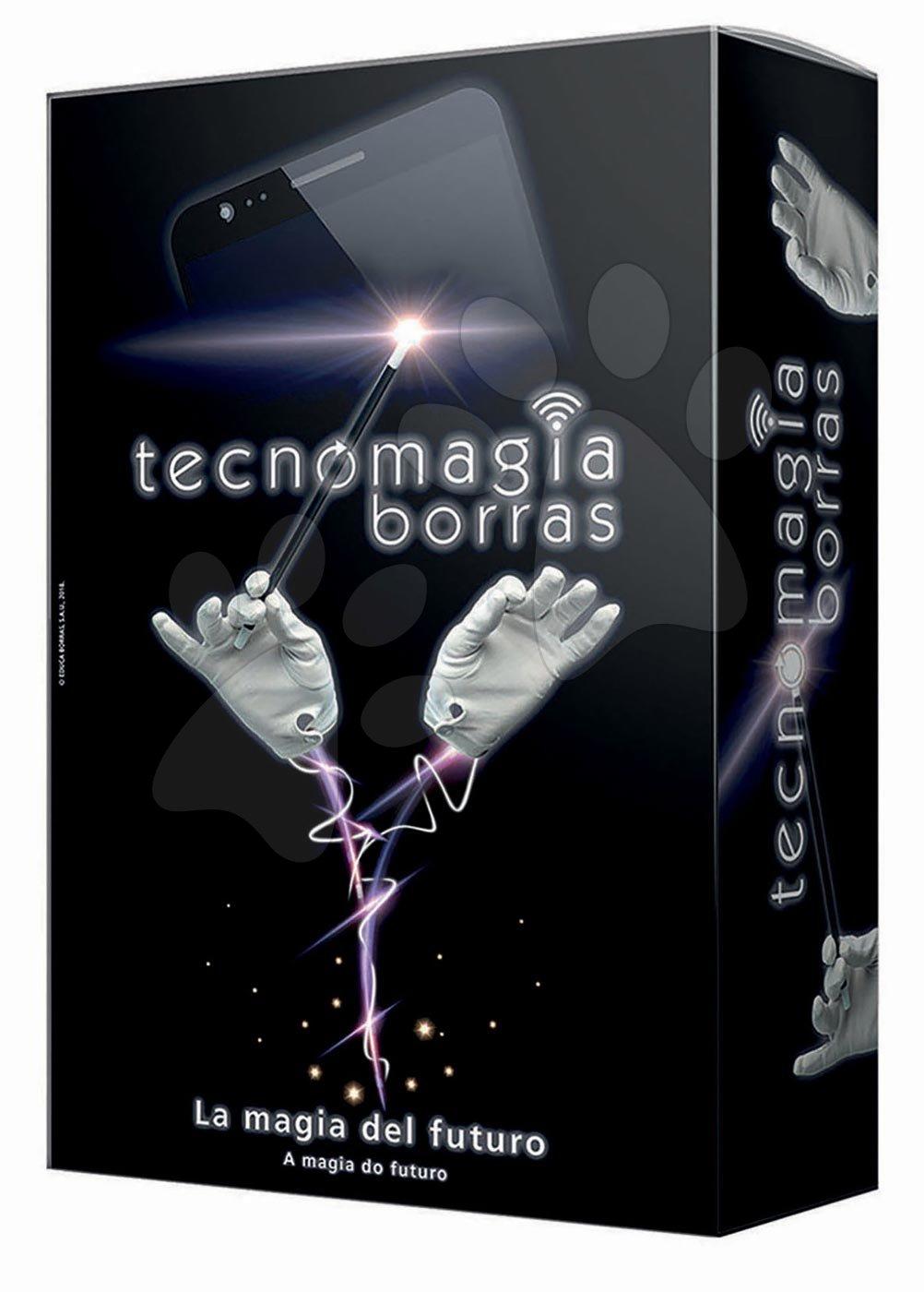 Cudzojazyčné spoločenské hry - Kúzelnícke hry a triky Tecnomagia Borras Educa španielsky od 5 rokov