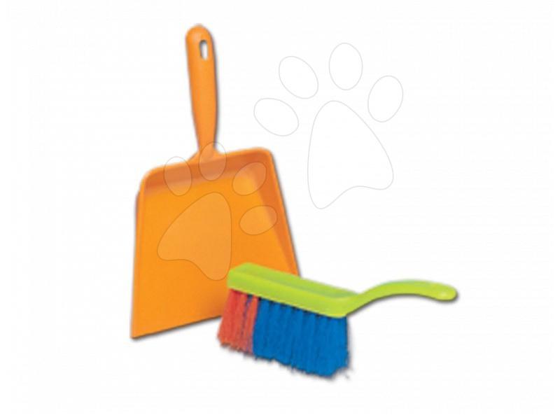 Igre v gospodinjstvu - Komplet za čiščenje Dohány s smetišnico in z metlico