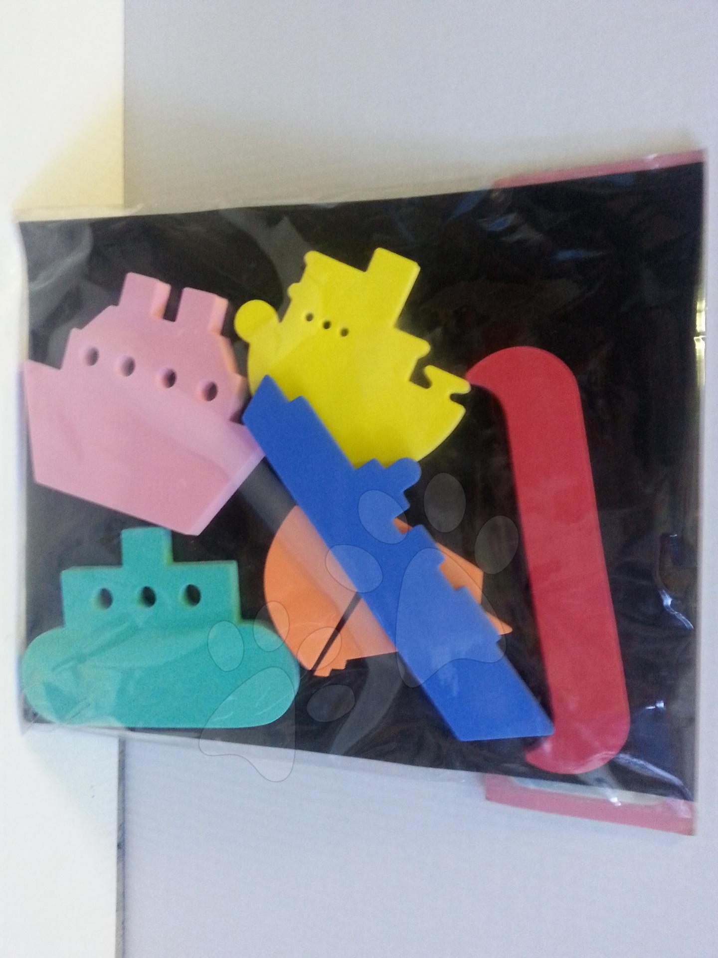 Penové puzzle - Penové puzzle Loďky Lee