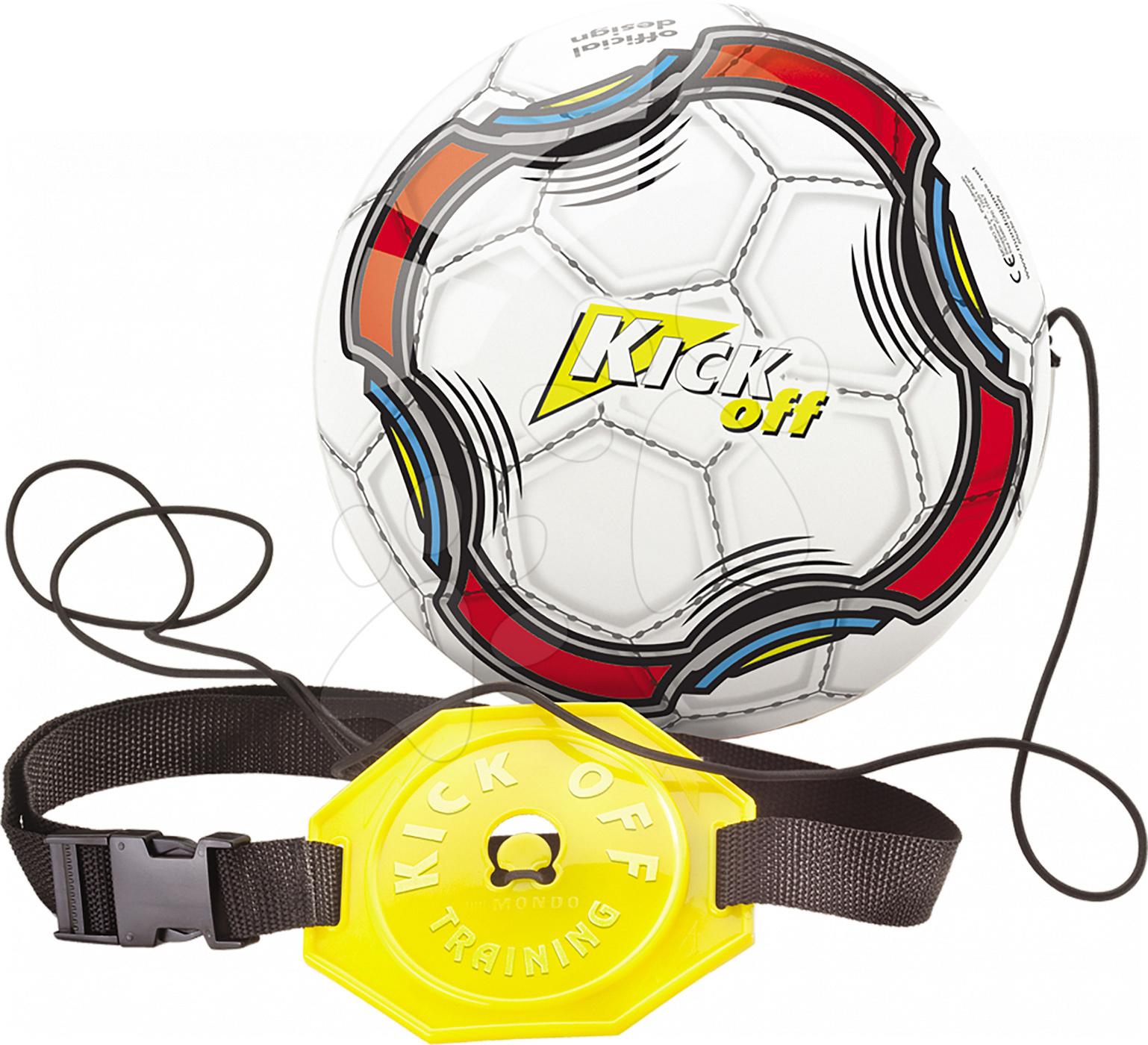 Fotbalový trénink Kick off Training Mondo opasek s připevněným míčem