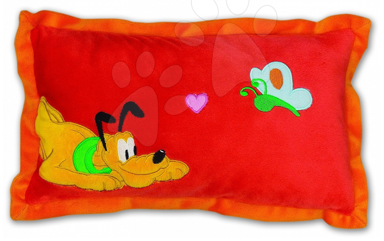 Polštář Mickey Mouse Club House Pluto Ilanit