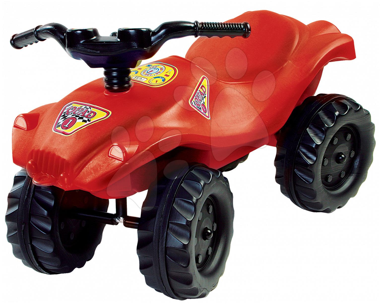 Motorky - Odrážadlo Quad Dohány štvorkolka červená