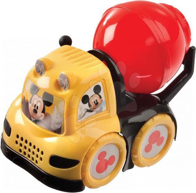 Autá do piesku - Miešačka Mickey Mouse Mondo (dĺžka 20 cm)