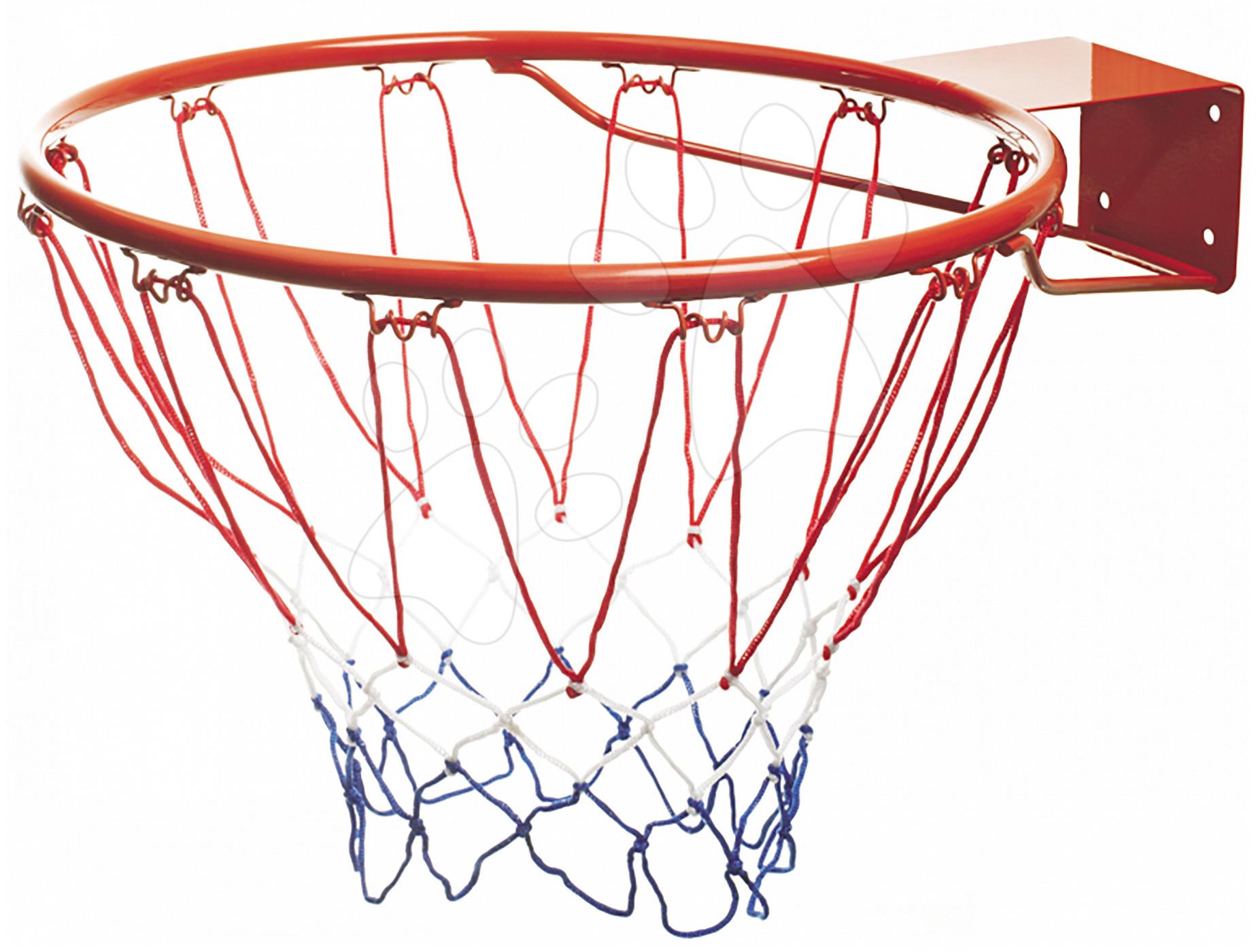Mondo basketbalový závesný kôš 18299 červený