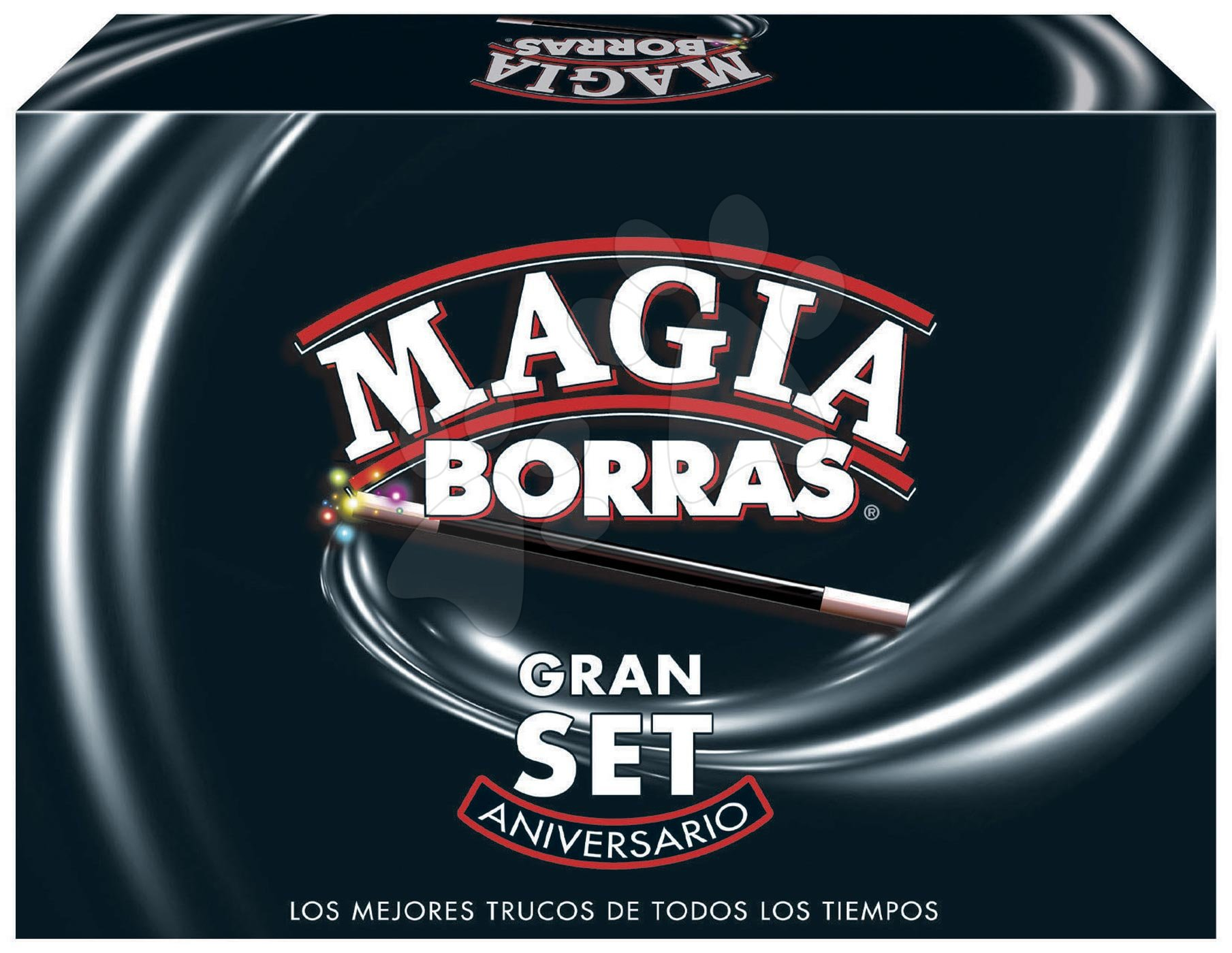Cudzojazyčné spoločenské hry - Kúzelnícke hry a triky Tecnomagia Grand set Borras Educa španielsky a katalánsky od 5 rokov