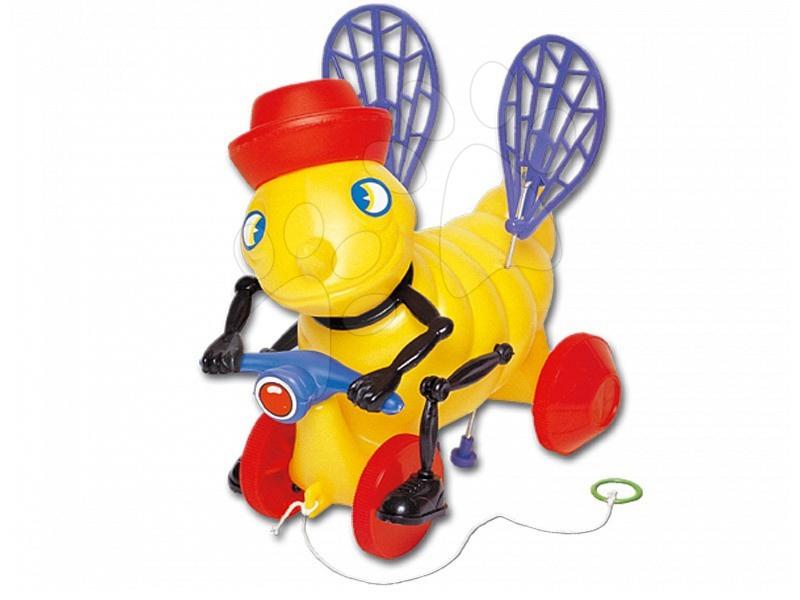Tahací hračky - Včelka tahací Dohány