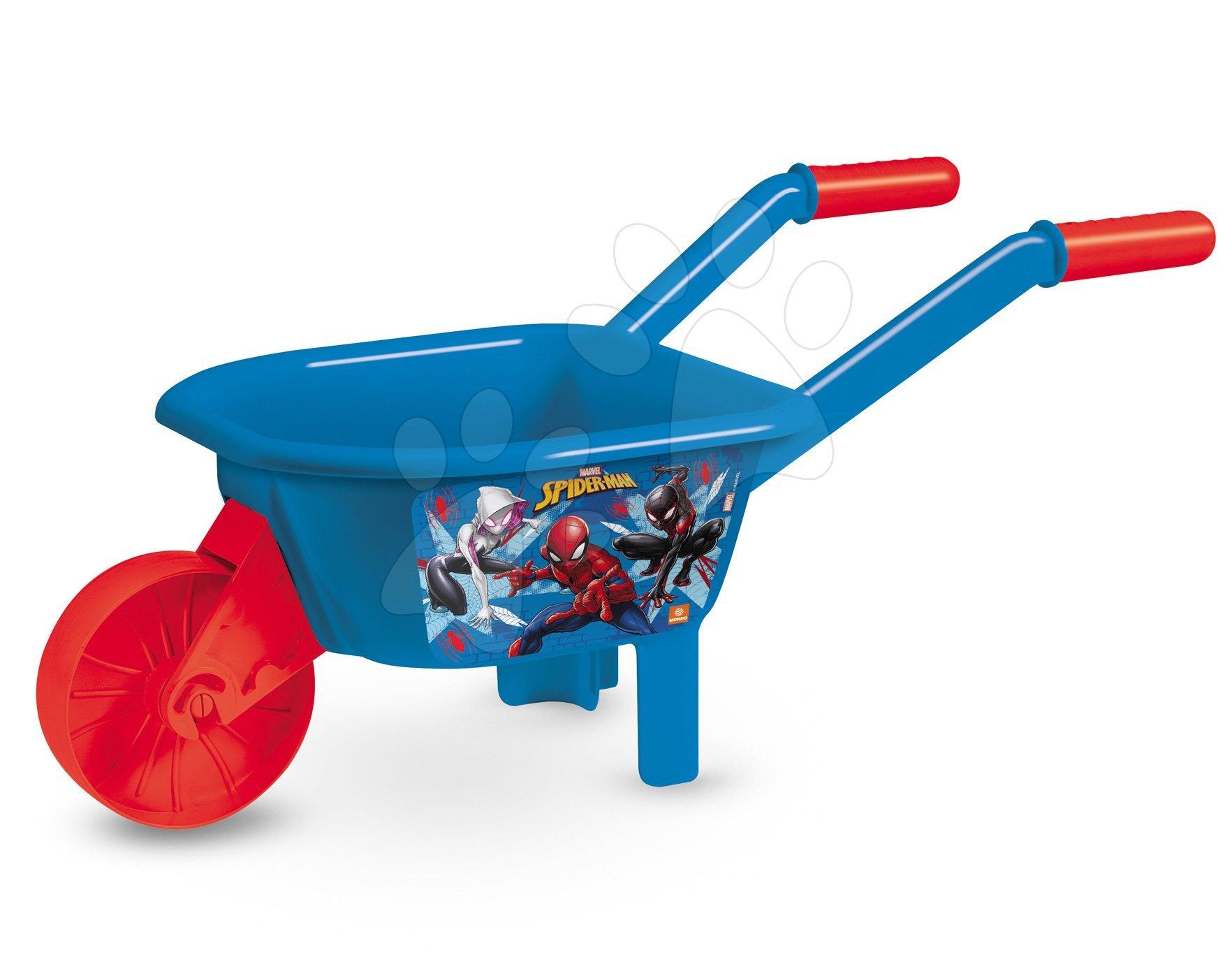 Fúrik Spiderman Mondo modro-červený od 18 mes