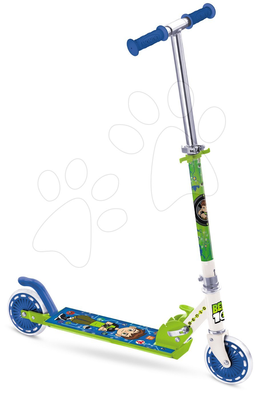 Roller Ben 10 Mondo ABEC 5 kétkerekű
