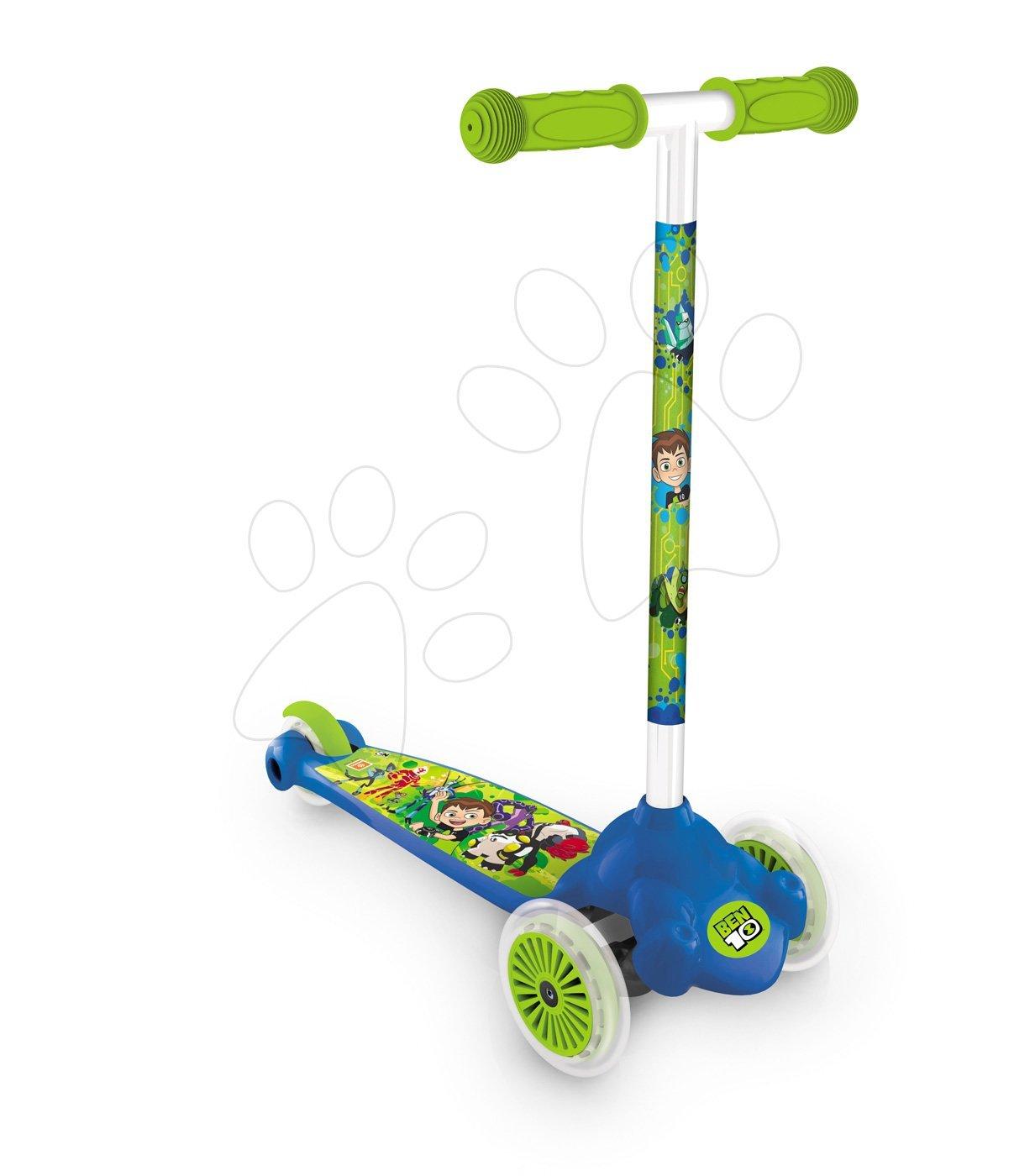 Roller Ben 10 Twist&Roll Mondo oldalra kormányozható