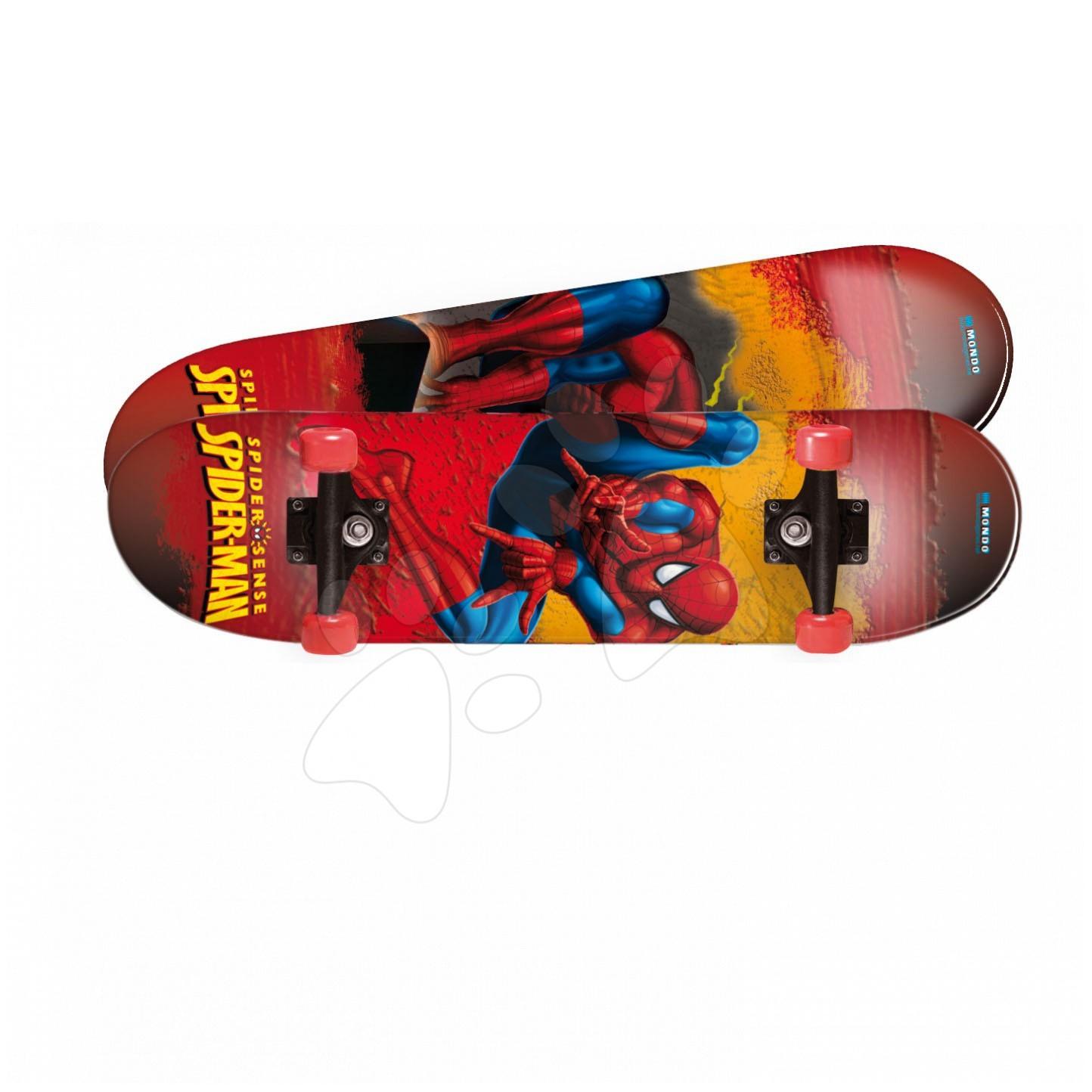 Skateboard Spiderman Mondo 80*20 cm, obojstranná potlač