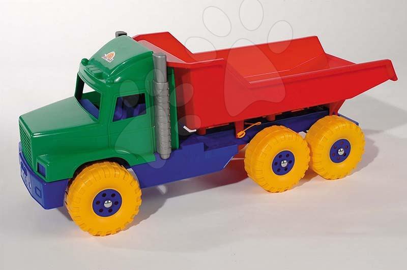 Nákladné autá - Autíčko vyklápač Dohány dĺžka 80 cm od 24 mes