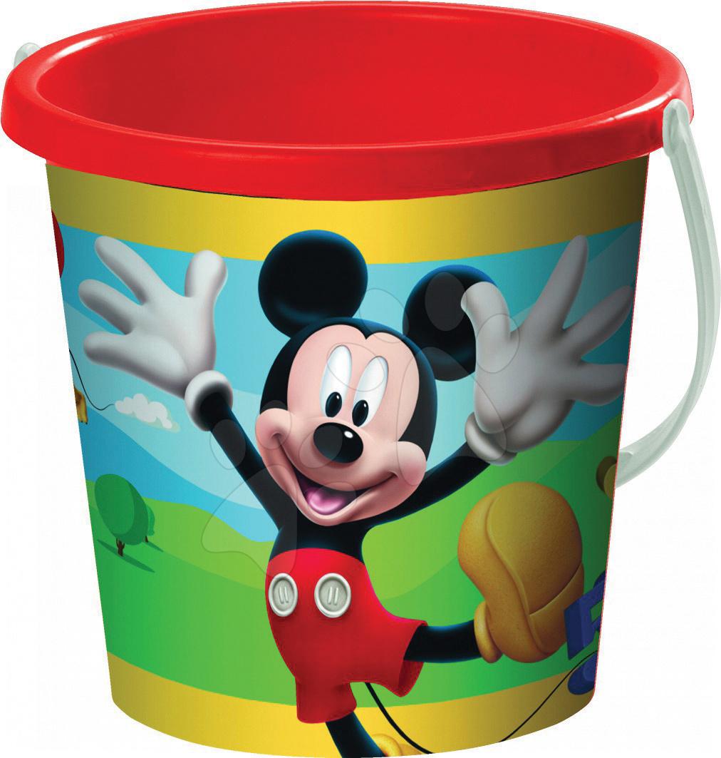 Staré položky - Vedro Mickey Mouse Mondo 14 cm