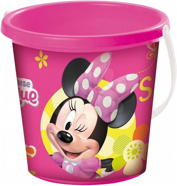 Střední kbelík Minnie Mouse Mondo (výška 19 cm) od 18 měsíců