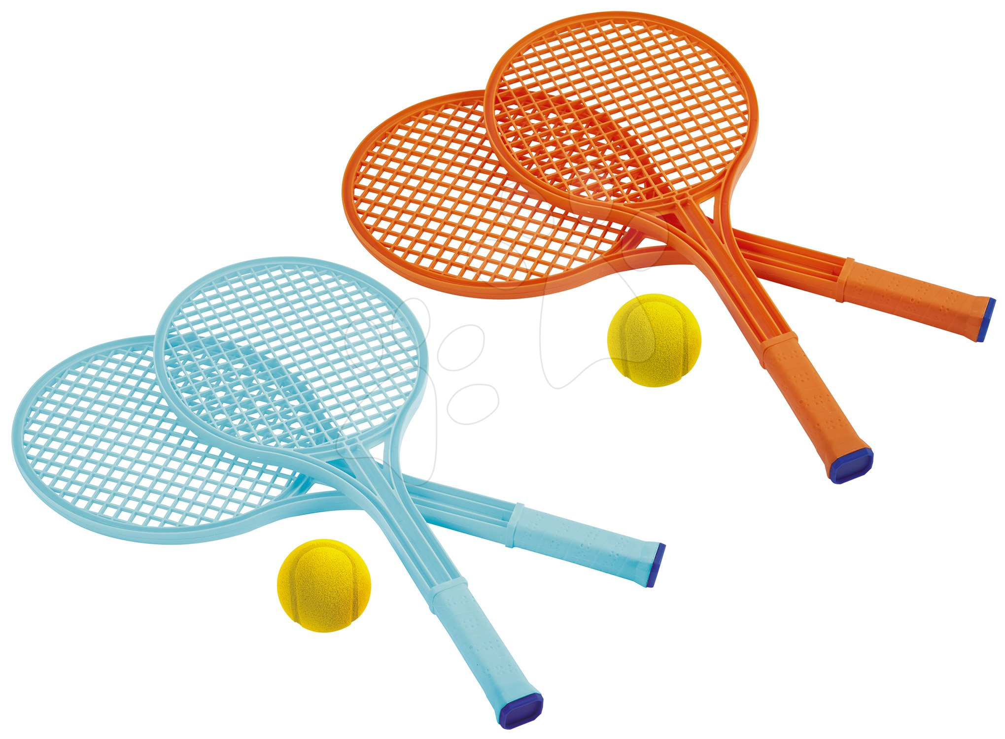 Tenis cu minge de burete spumă Sport Écoiffier 55 cm de la 18 luni