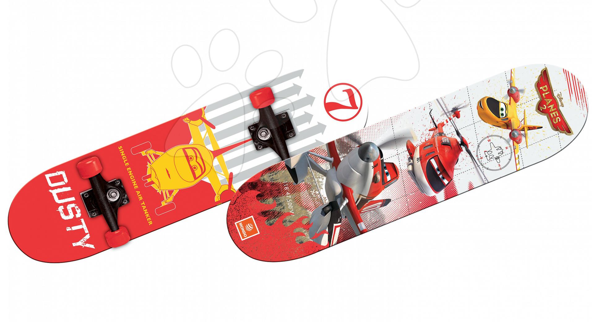 Skateboard Lietadlá Mondo dĺžka 80 cm