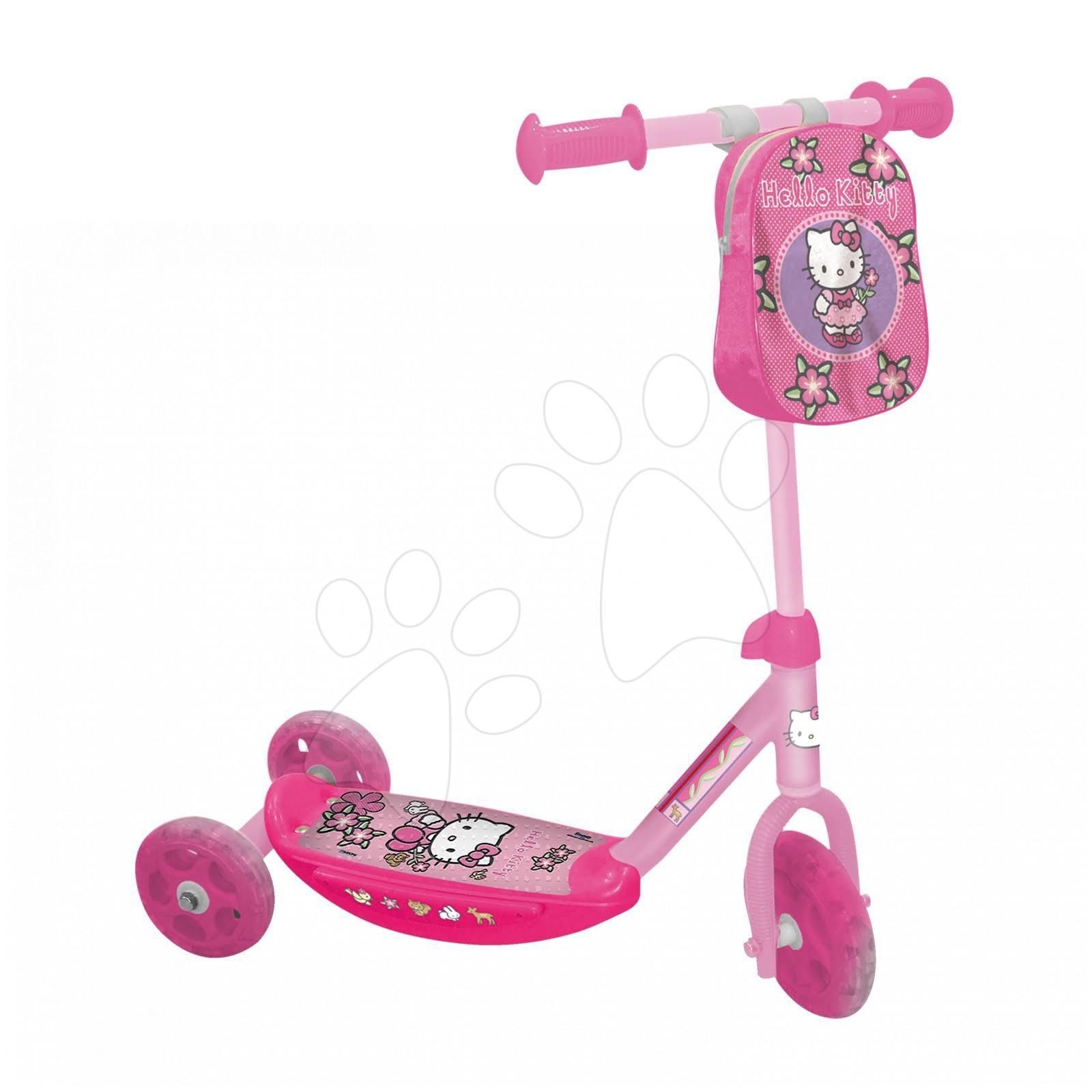Staré položky - Koloběžka Hello Kitty Mondo tříkolová