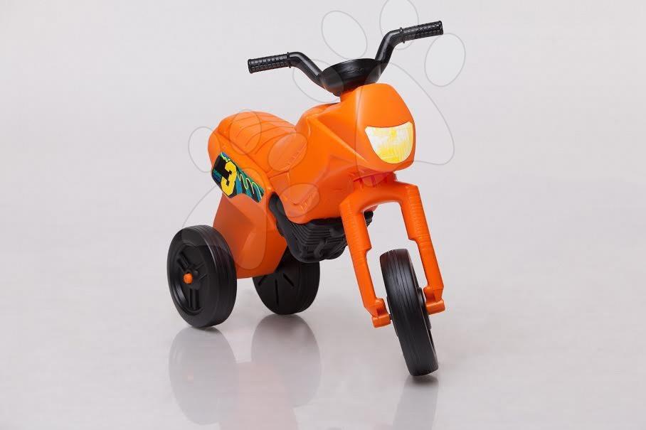 Velké odrážedlo Enduro Dohány od 2 let oranžové