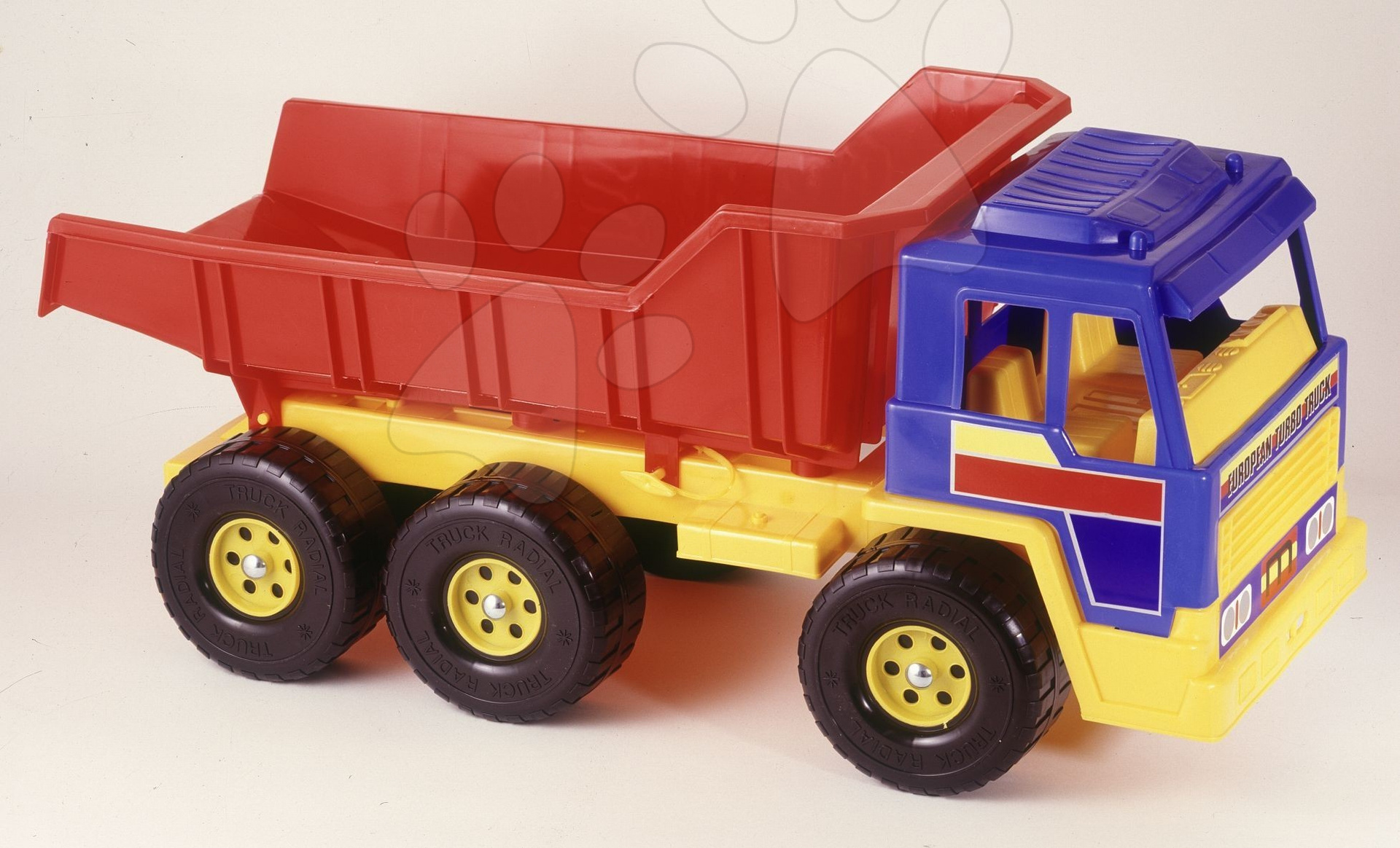 Staré položky - Nákladné auto veľký vyklápač Dohány